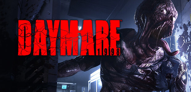 Daymare: 1998 - Cover / Packshot
