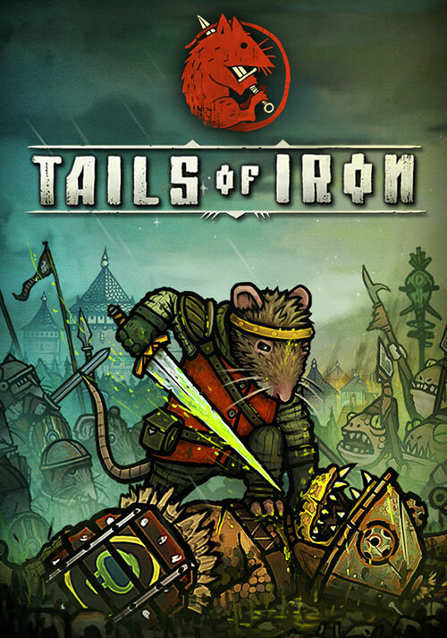 Tails of Iron - Cover / Packshot
