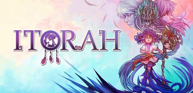 ITORAH - Cover / Packshot