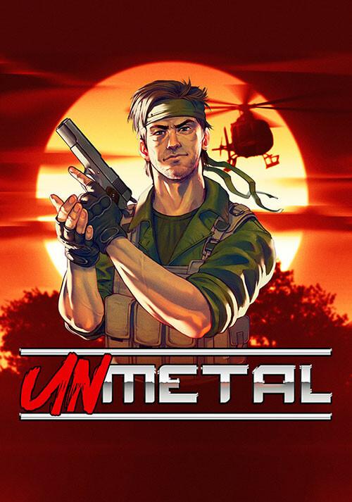 UnMetal - Cover / Packshot