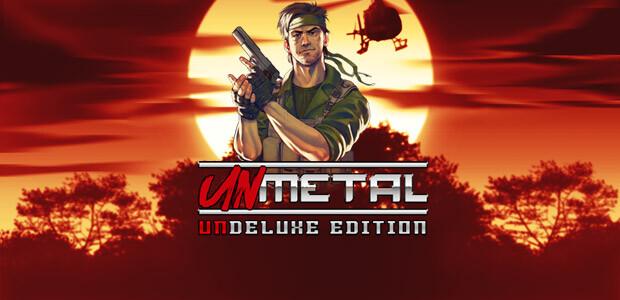 UnMetal: UnDeluxe Edition