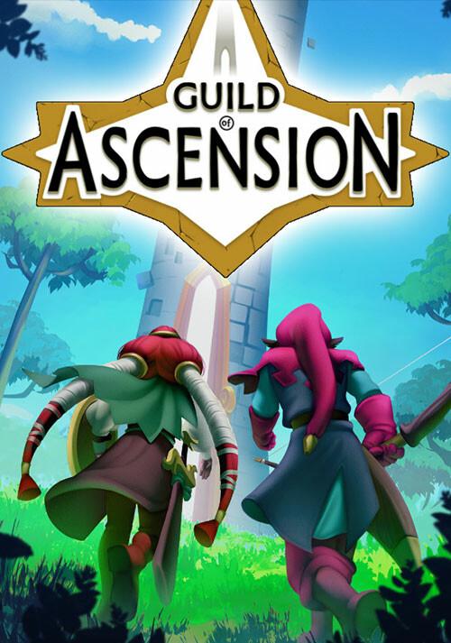 Guild of Ascension - Cover / Packshot