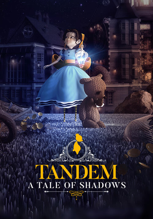 Tandem: A Tale of Shadows - Cover / Packshot