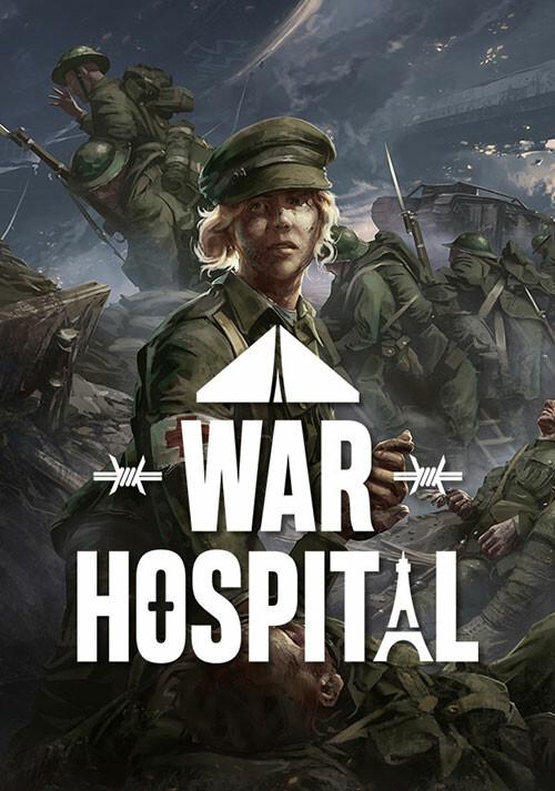 War Hospital - Cover / Packshot