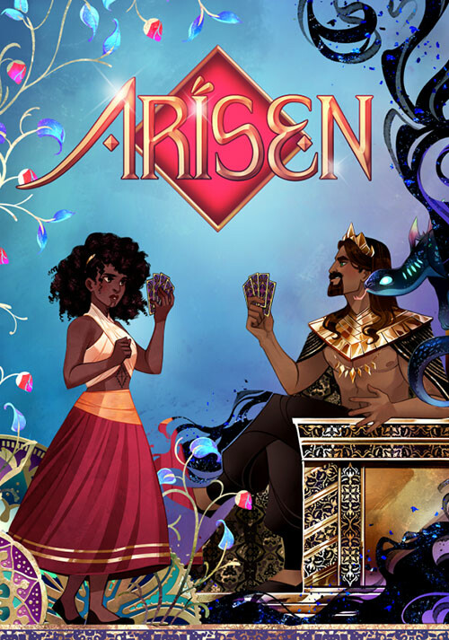 ARISEN - Chronicles of Var'Nagal - Cover / Packshot