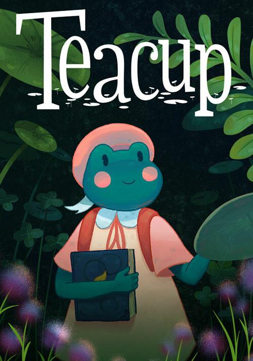 Teacup - Cover / Packshot