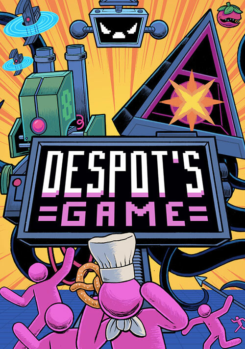 Despot's Game: Dystopian Army Builder - Cover / Packshot
