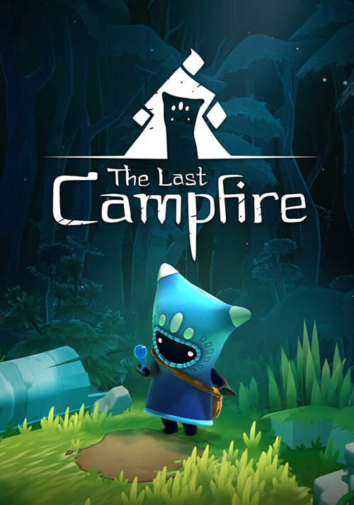 The Last Campfire - Cover / Packshot