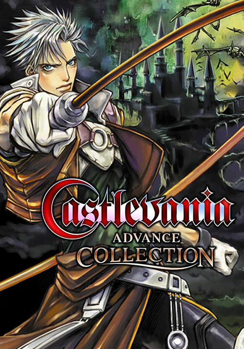 Castlevania Advance Collection - Cover / Packshot