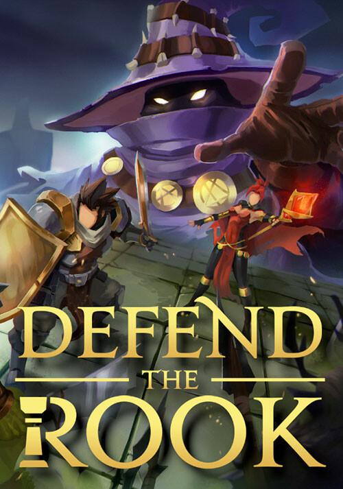 Defend the Rook - Cover / Packshot