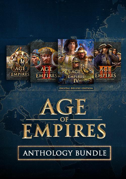 Age of Empires Anthology - Cover / Packshot