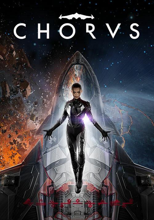 Chorus - Cover / Packshot