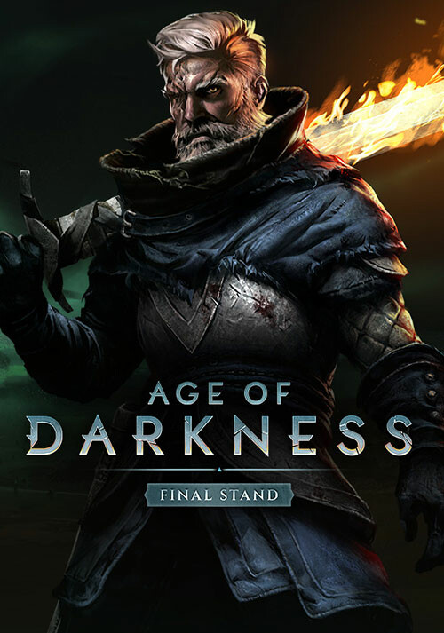 Age of Darkness: Final Stand - Cover / Packshot