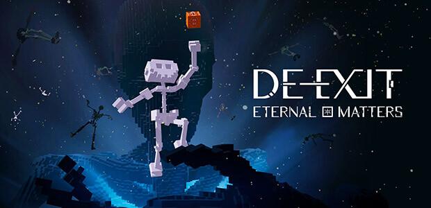 DE-EXIT - Eternal Matters - Cover / Packshot