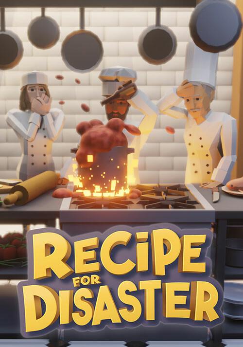 Recipe for Disaster - Cover / Packshot