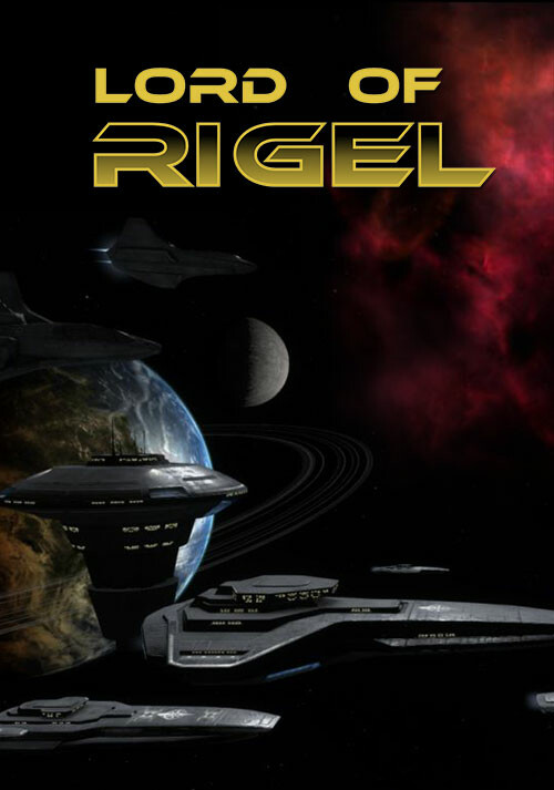 Lord of Rigel - Cover / Packshot