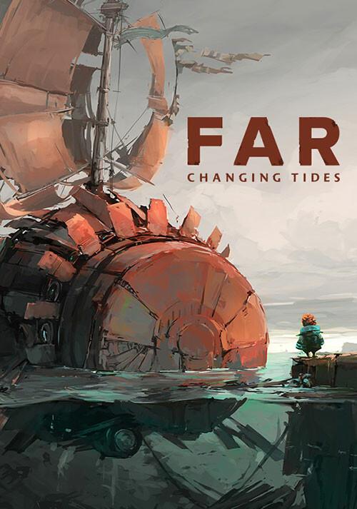 FAR: Changing Tides - Cover / Packshot