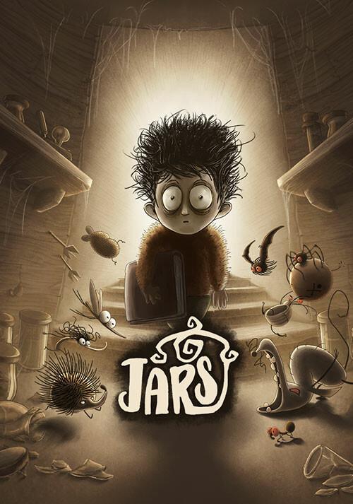 JARS - Cover / Packshot