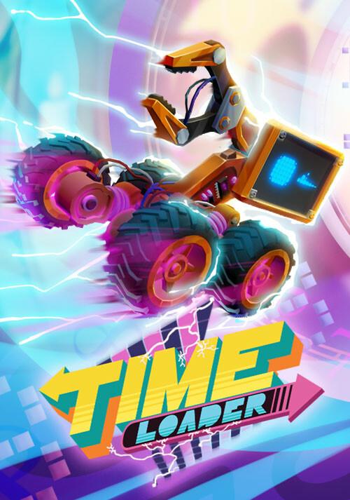 Time Loader - Cover / Packshot