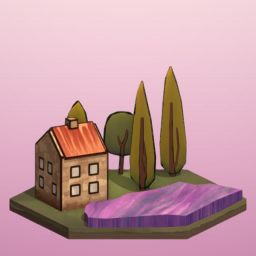 Lavender Biome Unlocked!