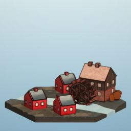 Watermill Level 4