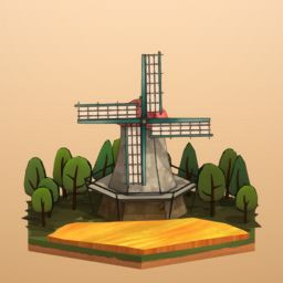 Windmill Level 2