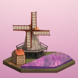 Windmill Level 3