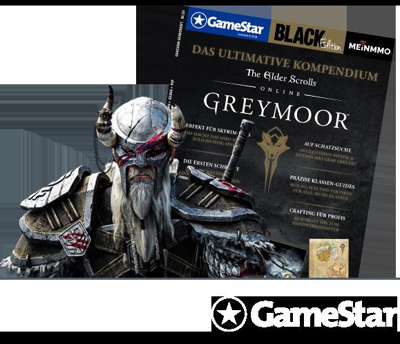 GameStar Elder Scrolls Online Black Edition