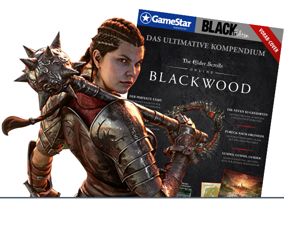 ESO Blackwood GameStar.de