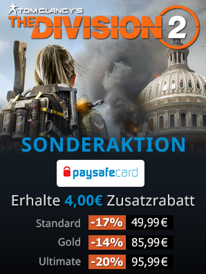 Division 2 paysafecard special