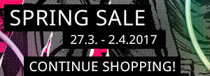 Back to Spring Sale